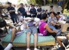 Roma, i rom sgomberati dal Camping River occupano un hotel