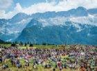 No Borders, successo per i concerti «en plein air»