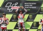 Brno, vittoria di Dovizioso su Lorenzo. 4° Rossi
