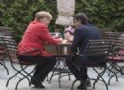 Il vero obiettivo della Merkel: rimandare i migranti in Spagna, Grecia e Italia