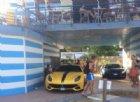 Parcheggio «selvaggio» di Balotelli sulla spiaggia di Lignano