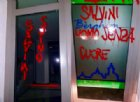 Escalation di minacce contro la Lega: dopo Treviso e la casa dei genitori di Salvini, ora tocca a Bergamo