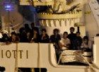 Sbarcati tutti i migranti dalla nave Diciotti, l'ok di Salvini