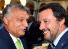 Salvini-Orban, c'è l'accordo: «Nasce la nuova Europa». E fuori il Pd contesta