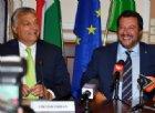 Salvini e Orban lanciano insieme la sfida a Germania e Francia