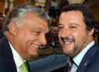 Salvini accanto a Orban: «I processi contro di me non mi fanno cambiare idea»