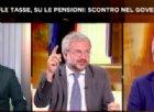 """Borghi (Lega): """"La sinistra in 5 anni ha creato il caos. Ora dopo 2 mesi non ci lasciano lavorare"""""""