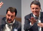 Renzi contro Salvini: «Meno mojito in spiaggia e un viaggio in più in Libia»