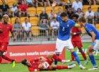 Milan: il giovane Melegoni sul taccuino di Leonardo e Maldini