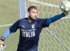 Donnarumma: in discussione al Milan, titolare in Nazionale