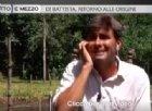 """Di Battista: """"Se Salvini annacqua dl anticorruzione si sputtana. M5s? Non sono sfigatelli subalterni a Lega"""""""