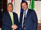 Orban snobba il voto contrario dell'Europa. Salvini: «Governeremo con lui»