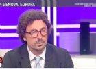"""Toninelli ad Agorà spiega il """"decreto Genova"""": permette di ripartire velocemente"""