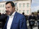 Blitz antidroga a scuola, gli studenti (di sinistra) protestano contro Salvini