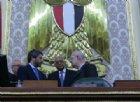 """Dopo Di Maio anche Fico al Cairo da al Sisi: """"Rapporti tesi finché non scopriremo la verità su Regeni"""""""
