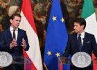 """Conte a Salisburgo per il vertice informale Ue: """"Più investimenti nel Nord Africa"""""""
