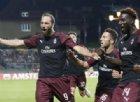 EL Milan: buona la prima, ci pensa Higuain