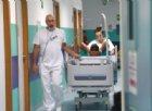Personale del 118 al pronto soccorso dell'ospedale San Martino di Genova