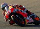 Marquez: «Lavorato bene con gomma posteriore»