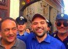 """Saviano reagisce all'arresto di Lucano: """"Primo atto verso la trasformazione dell'Italia da democrazia a stato autoritario"""""""