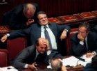 Bersani, Veltroni, Prodi e il Pd sfidano Le Pen e il governo: contro i sovranisti la carica della sinistra che non c'è più