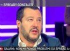 """Salvini ad Agorà: """"500 mln in meno all'immigrazione. Volere è potere"""""""