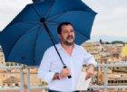 Salvini pensa anche alla sicurezza sui treni: «Cacciamo a calci in c... chi delinque»