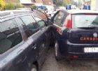 Speronano auto dei carabinieri dopo un furto: presi due rom