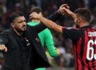 Milan: tre buone notizie per Gattuso in vista del derby