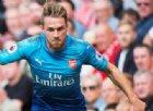 Milan-Ramsey: l'ok grazie a Gazidis