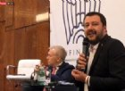 """Salvini da Mosca guarda a una nuova Europa """"unione di territori sovrani"""", e inclusiva della Russia"""