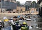 Migranti in rivolta al centro di Torino: danno fuoco ai materassi