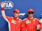 Raikkonen: «Inutile criticare Vettel per i suoi errori»