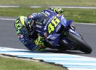 Rossi: «Felice per Yamaha, deluso per me»