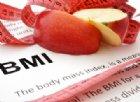L'Indice di massa corporea Imc o Bmi è associato alle morti per la maggior parte delle cause