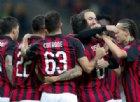 Milan, tre punti all'ultimo respiro: è zona Champions