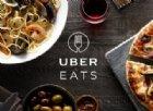 Uber Eats sbarca a Torino