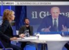 Spazzacorrotti, Scanzi zittisce Sallusti: «Hai combattuto contro leggi ad personam? Non ricordo tue barricate su lodo Alfano»