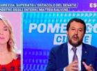 Salvini: «Non regaleremo più finti permessi di soggiorno a chi spaccia e stupra»