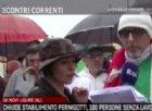 La protesta dei lavoratori Pernigotti: «Sarebbe come vendere la bandiera italiana»