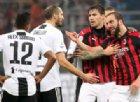 Milan tradito da Higuain e sconfitto senza appello dalla Juve