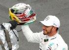 Ocon «butta fuori» Verstappen, in Brasile vince Hamilton