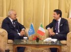 Libia, la Turchia abbandona la conferenza di Palermo e Haftar se ne va prima