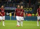 Milan: altro crack, ora per Gattuso si fa davvero dura