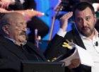 Show di Salvini da Costanzo: tra Di Maio, Briatore e... Vasco Rossi