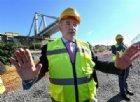 Bucci: «Il nuovo ponte sarà il regalo di Natale 2019»