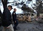 L'incendio in California è il più grave di sempre: 76 morti. La tristezza di Trump