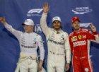 Hamilton incontentabile: conquista la pole anche ad Abu Dhabi