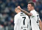 Ronaldo e Mandzukic abbattono la Spal