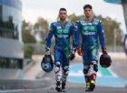 Il Team Trentino Gresini MotoE finalmente in pista
